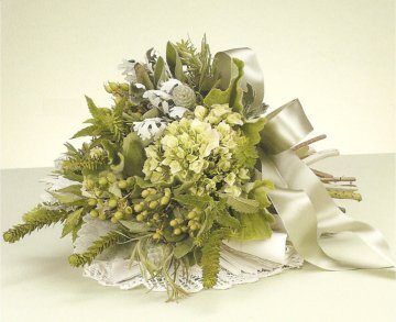 herbal-wedding-bouquet